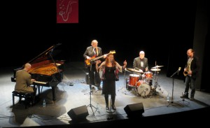Zoie Finer jazz a la carte 15-03-18