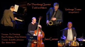 Per Thornberg Quartet Jazz Corner 20170426