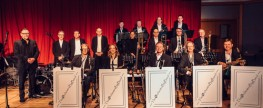 The Orchestra Big Band med Margareta Evmark